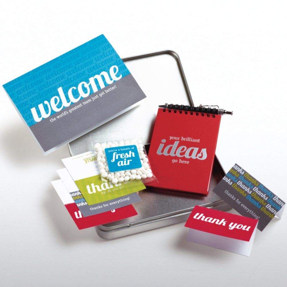 New Employee Welcome
