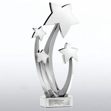 Time to Shine Trophy - Shooting Stars