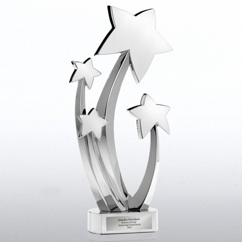 Shooting Stars Time to Shine Trophy