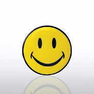Lapel Pin - Smiley Face