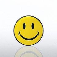 Lapel Pin - Smiley Face