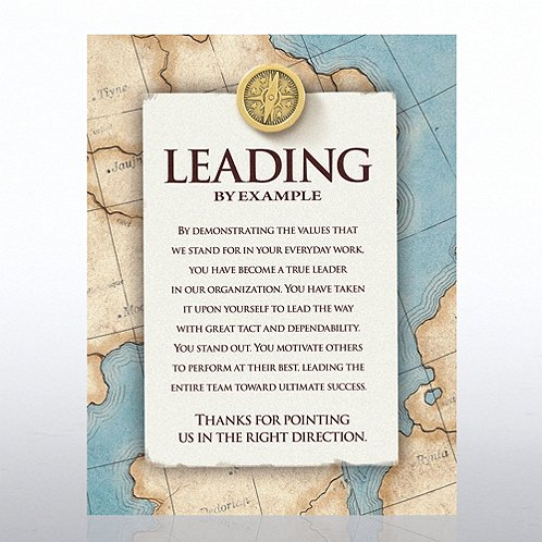 Compass: Leading by Example Full-Color Character Pin