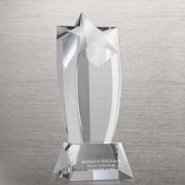 Prism Shooting Star Trophy