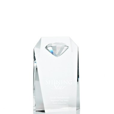 Crystal Diamond Trophy