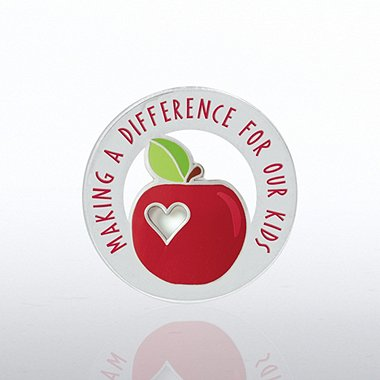 Lapel Pin - Making a Difference for Our Kids