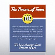 Character Pin - Penguin: We're a Stronger Team