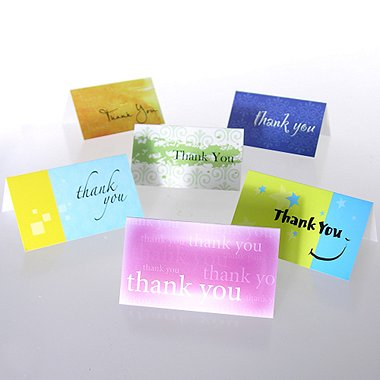 Pocket Praise - Elegant Thank You Assortment
