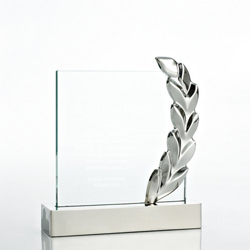 Laurel Silver Motif Award