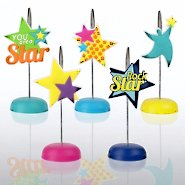 PVC Memo Clip Pack - You Are a Star