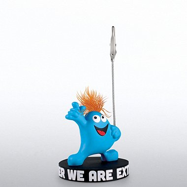 Goofy Guy Memo Clip Holder - Together We Are Extra Ordinary