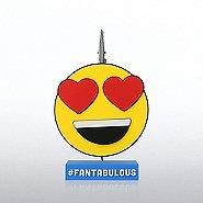 Hashtag Emoji Memo Clip - Fantabulous