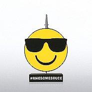 Hashtag Emoji Memo Clip - Awesomesauce