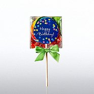 Lollipop Candy Set - Happy Birthday!