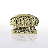 Lapel Pin - TEAM Achievement Award