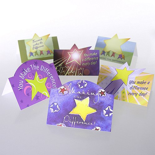 Making the Difference Assortment Pocket Praise
