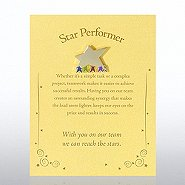 Character Pin - Team Star: Star Performer