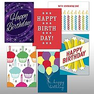 Grand Events Happy Birthday Assortment