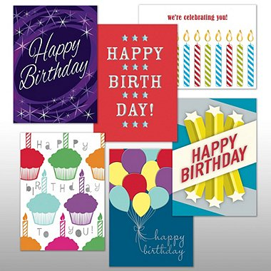 Grand Events Happy Birthday Assortment