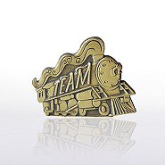 Lapel Pin - Full Steam Team
