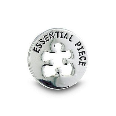 Lapel Pin - Milestone - Essential Piece Round