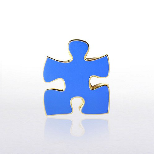 Essential Piece Navy Lapel Pin