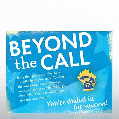 Character Pin - Phone: Beyond the Call