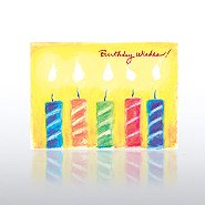 Classic Celebrations - Birthday Candles