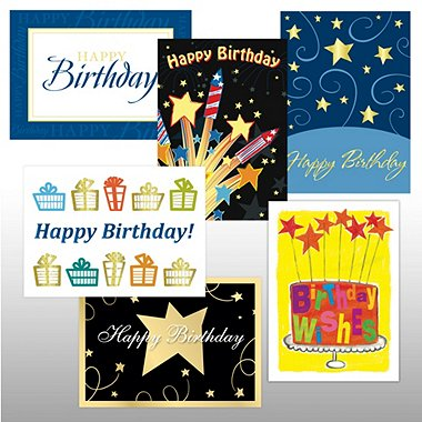 Classic Celebrations Birthday Celebration Assortment