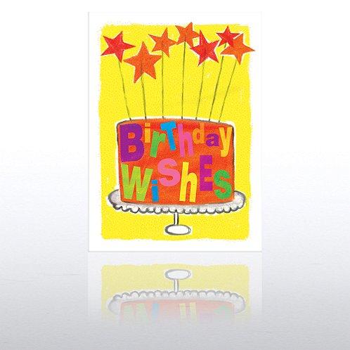 Wishing You - Birthday Greeting Card
