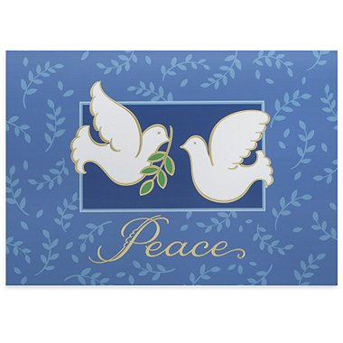 Holiday Greeting Card - Peace Dove