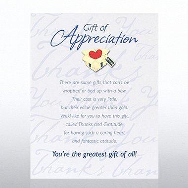 Character Pin - Gift: Gift of Appreciation
