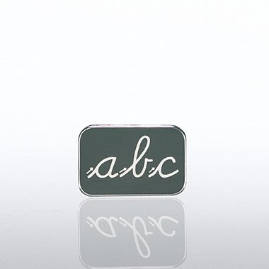 Lapel Pin - ABC
