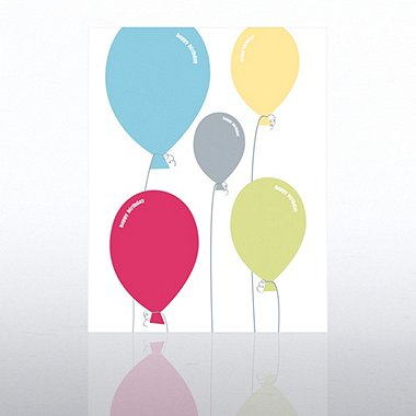 Classic Celebrations - Happy Birthday - Balloons