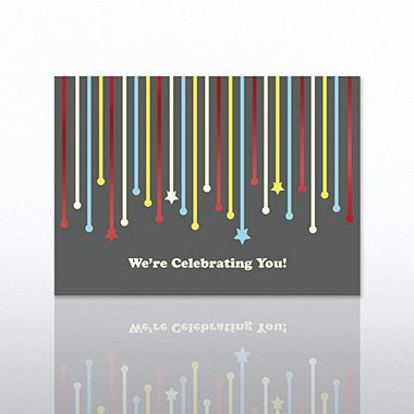 Classic Celebrations - Happy Anniversary - Streamers