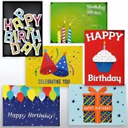 Classic Celebrations - Birthday Celebrations - Assortment