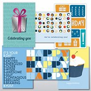 Classic Celebrations - Contemporary Birthday Assortment