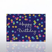 Classic Celebrations - Birthday Watercolor - Birthday Dots