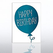 Classic Celebrations - Deluxe Foil Birthday - Foil Balloon