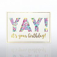 Classic Celebrations - Confetti Cheer - Birthday YAY!