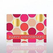 Classic Celebrations - Anniversary Bravo - Foil Dots