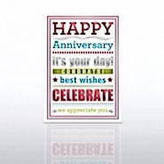 Classic Celebrations - Happy Anniversary Lots of Ways