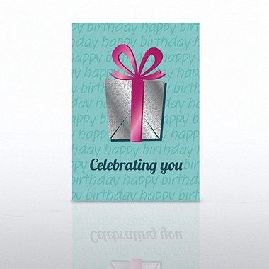 Classic Celebrations - Happy Birthday Celebrating You Gift