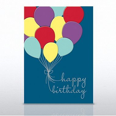 Grand Events - Happy Birthday Balloon Bunch