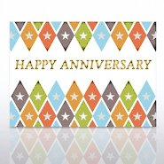 Grand Events - All Occasion - Anniversary Argyle