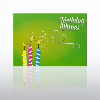 Classic Celebrations - Happy Birthday - Candles