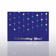 Classic Celebrations - Celebrating You Star Streamers