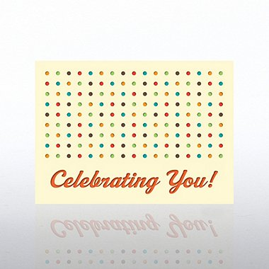 Classic Celebrations - Celebrating You Poka Dots
