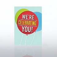 Classic Celebrations - We're Celebrating You Balloons