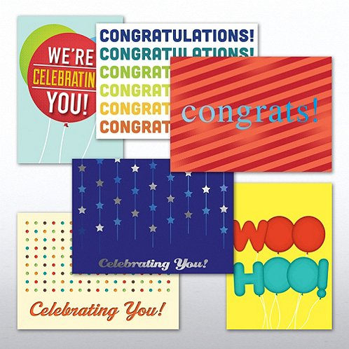 Celebration Greeting Card Assortment