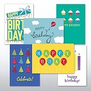 Classic Celebrations Assortment - It's Your Birthday